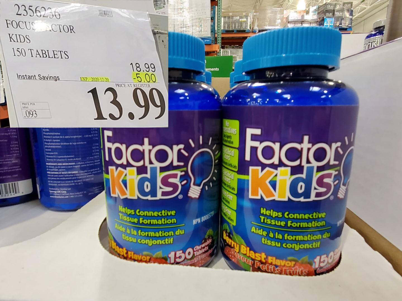 factor kids