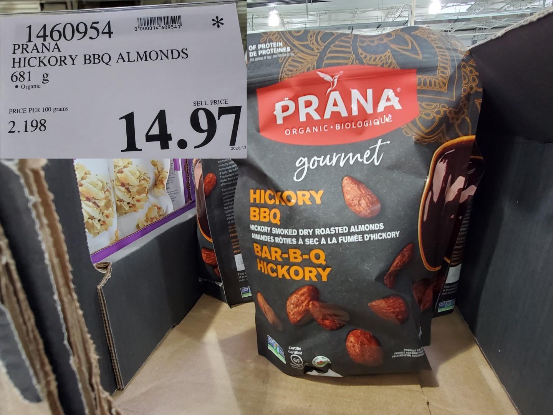 prana hickory bbq almonds