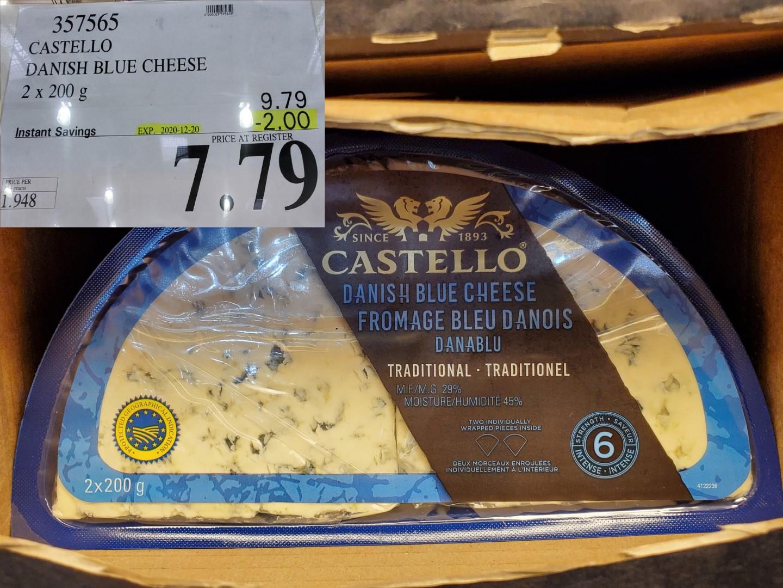 castillo danish blue cheese