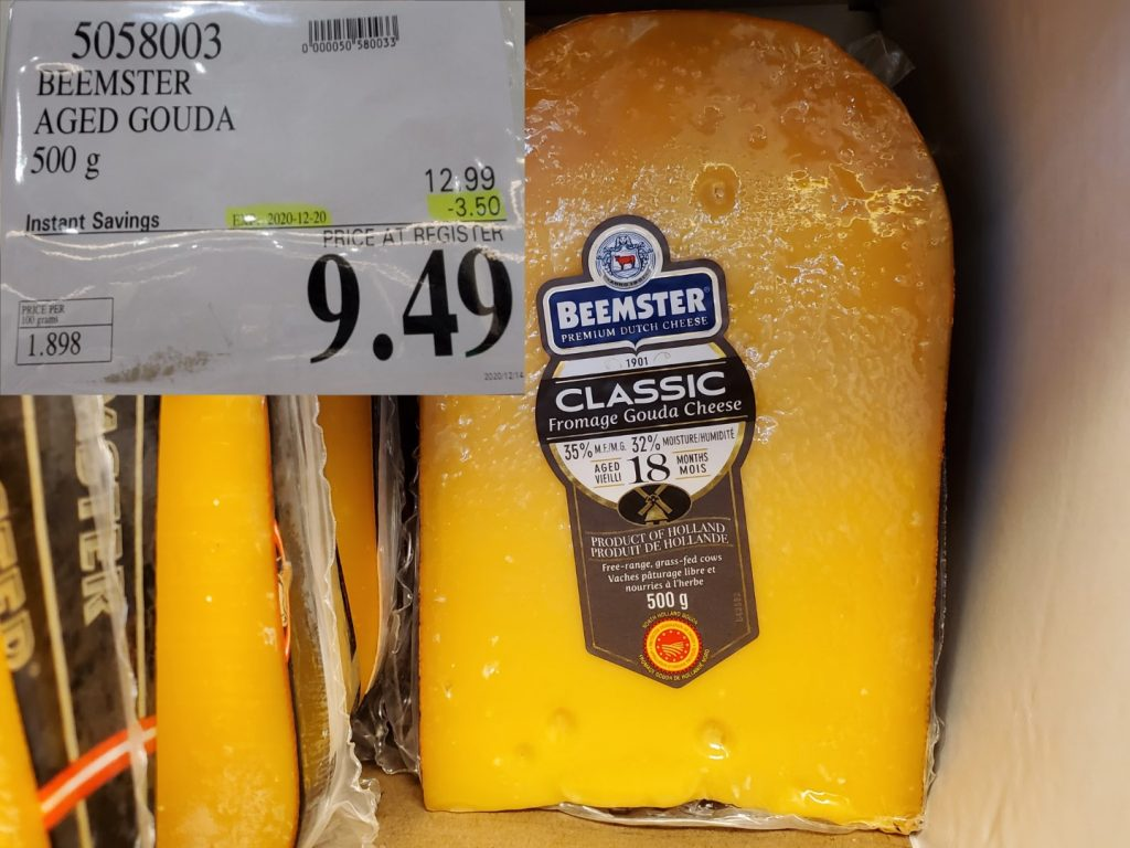 beemster classic aged gouda