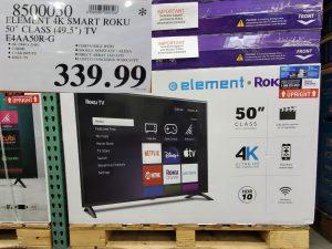 "element 50"" TV"