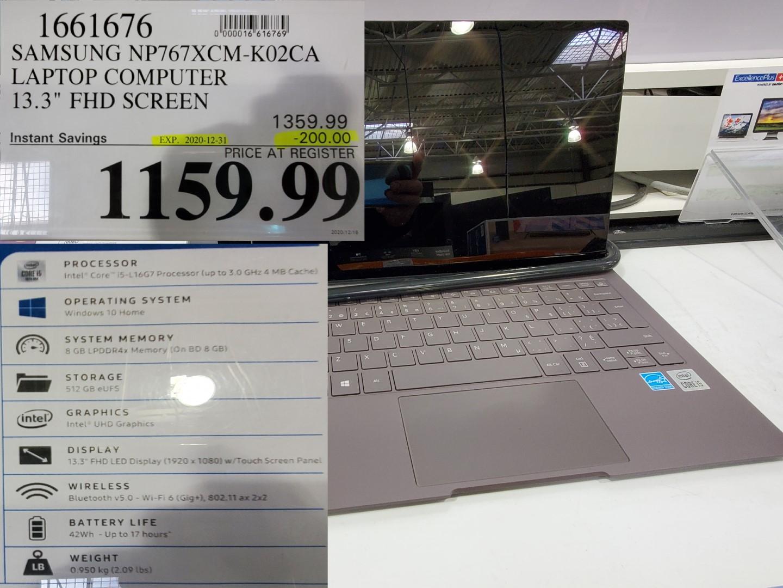 samsung laptop computer