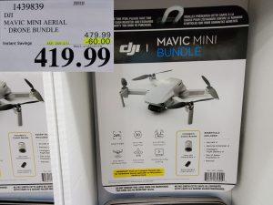 dji mavic mini arial drone