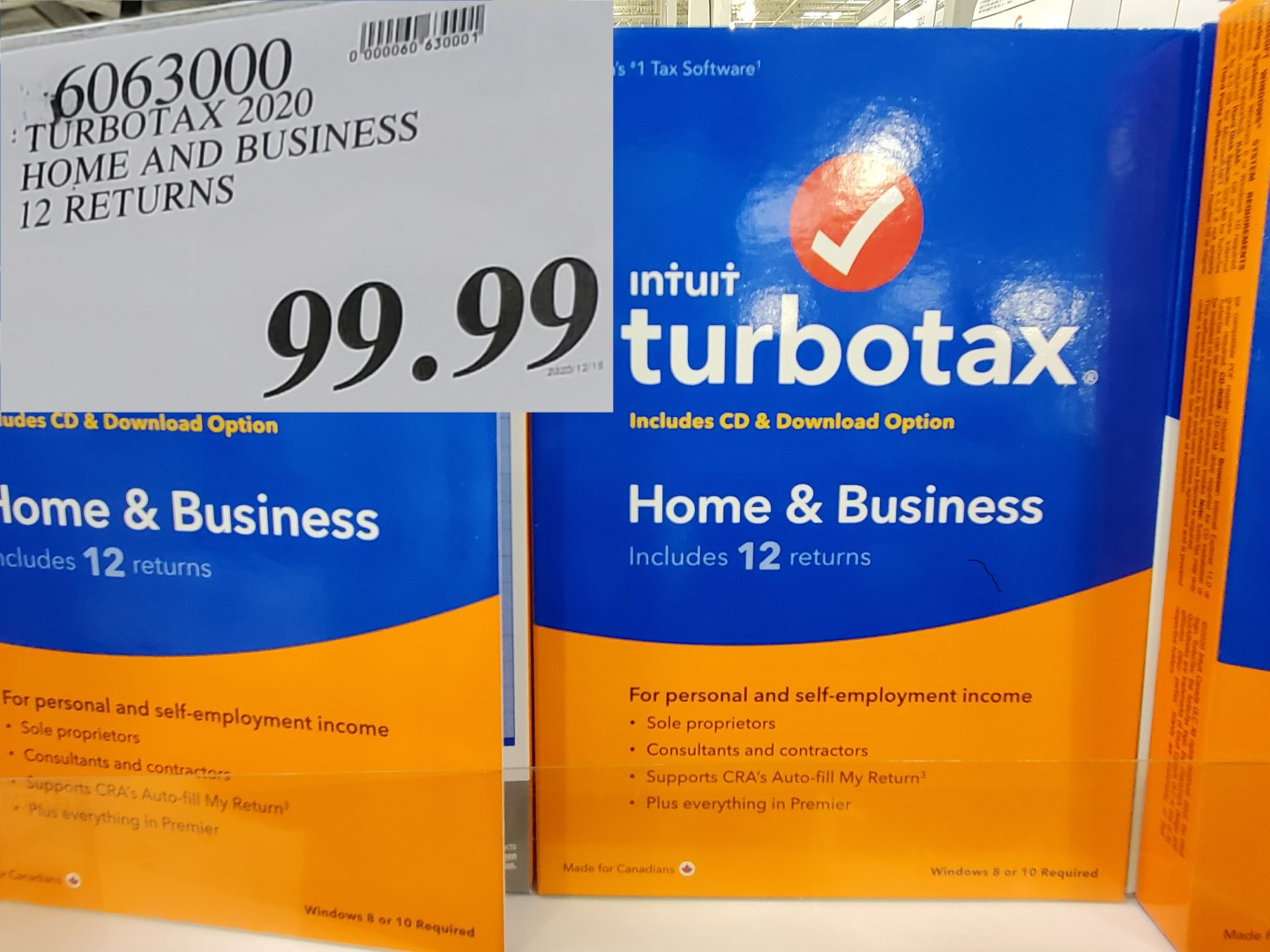 intuit turbotax home & buisiness