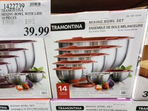tramontina mixing bowl set