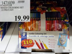 staedler mixed coloring set