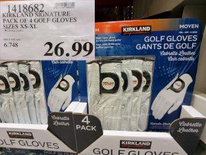 kirkland signature gof gloves