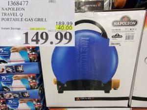 napoleon portable grill