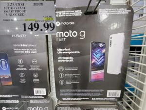 moto g fast cell phone