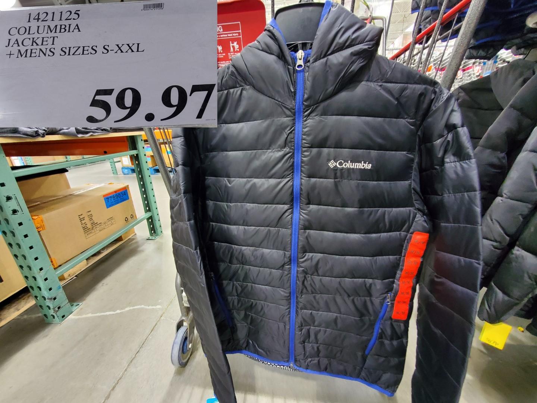 mens columbia jacket