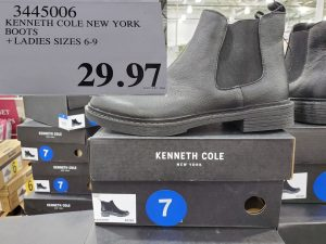 kennith cole new york ladies boot