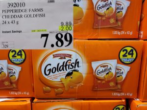 pepperidge farms goldfish