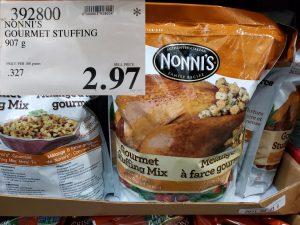 noni's stuffing mix
