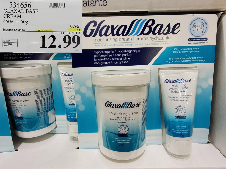 glaxal base cream
