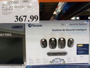 swann security system