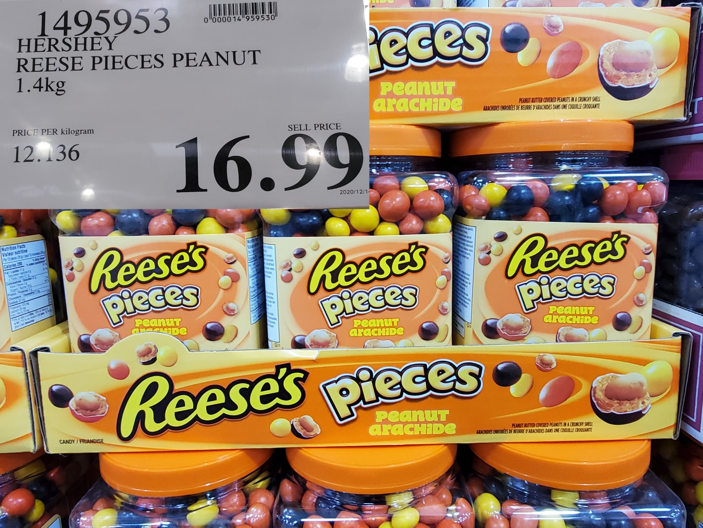 reece's pieces peanut