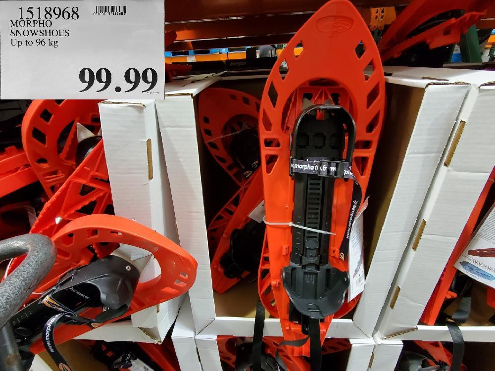 1518968 SNOWSHOES Up to 96 kg $99.99