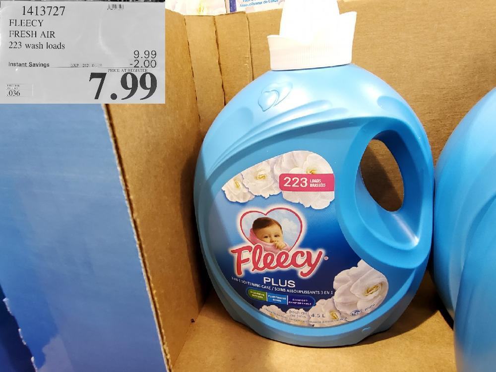 1413727 FRESH AIR 223 wash loads EXPIRY DATE: 2021-01-17 $7.99