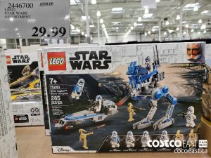 2446700LEGOSTAR WARSASSORTMENT$29.99