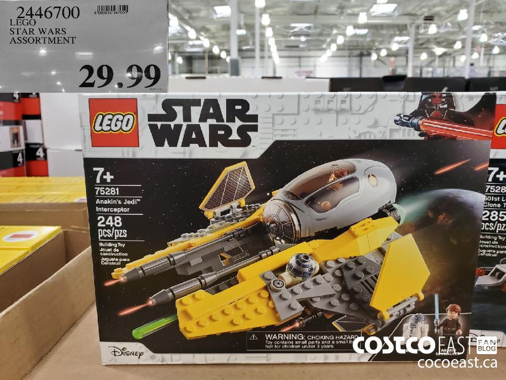 2446700 LEGOSTAR WARSASSORTMENT$29.99
