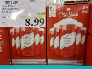 old spice deoderant