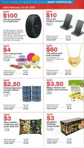 costco february flyer preview