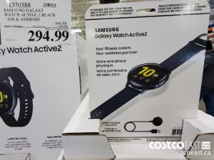 1370388 SAMSUNG GALAXYWATCH ACTIVE 2 BLACKIOS