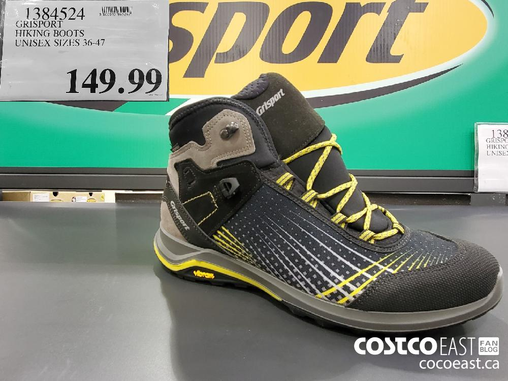 1384524 GRISPORT HIKING BOOTS UNISEX SIZES 36-47 $149.99