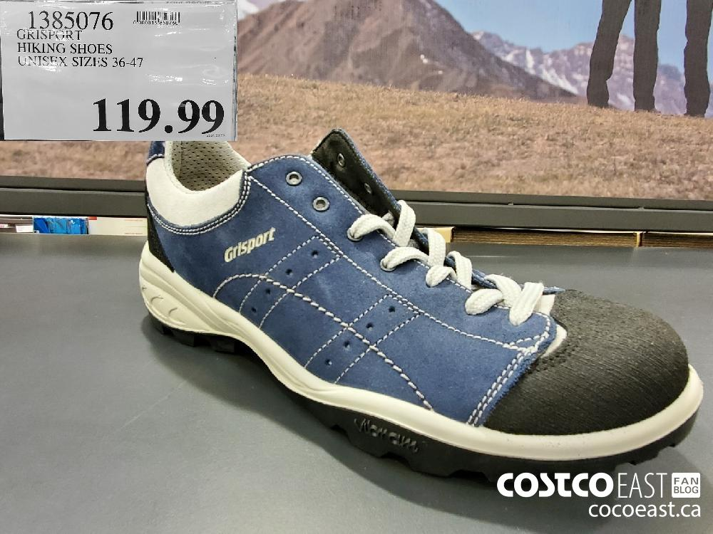 1385076 GRISPORT HIKING SHOES UNISEX SIZES 36-47 $119.99