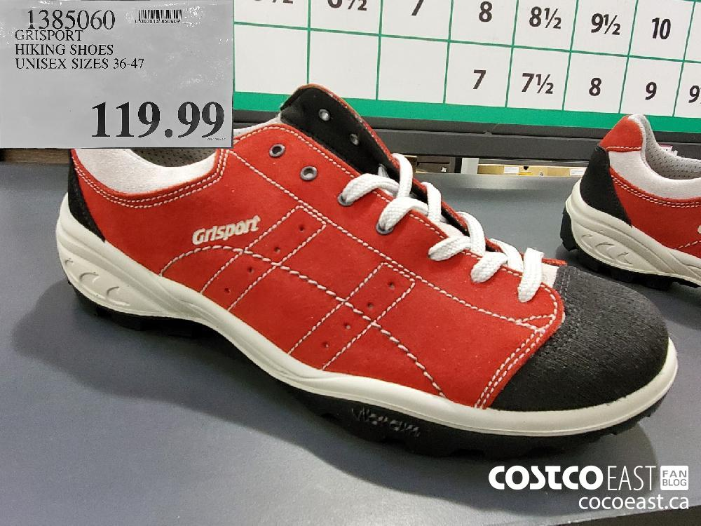 1385060 GRISPORT HIKING SHOES UNISEX SIZES 36-47 $119.99
