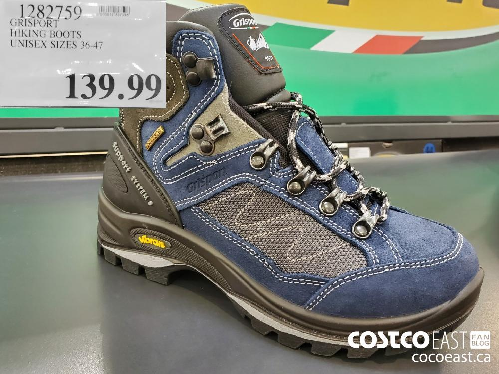 1282750 HIKING BOOTS UNISEX SIZES 36-47 $139.99