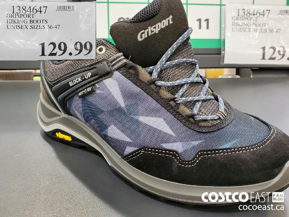 1384647 GRISPORT HIKING BOOTS UNISEX SIZES 36-47 $129.99