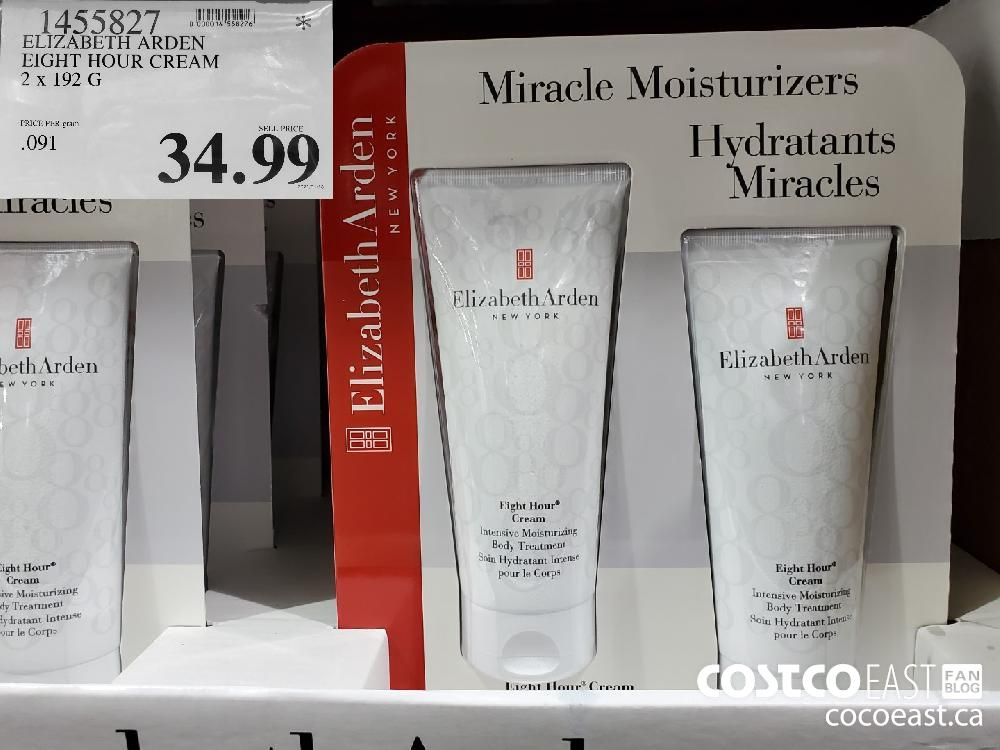 1455827 ELIZABETH ARDEN EIGHT HOUR CREAM 2x192G $34.99