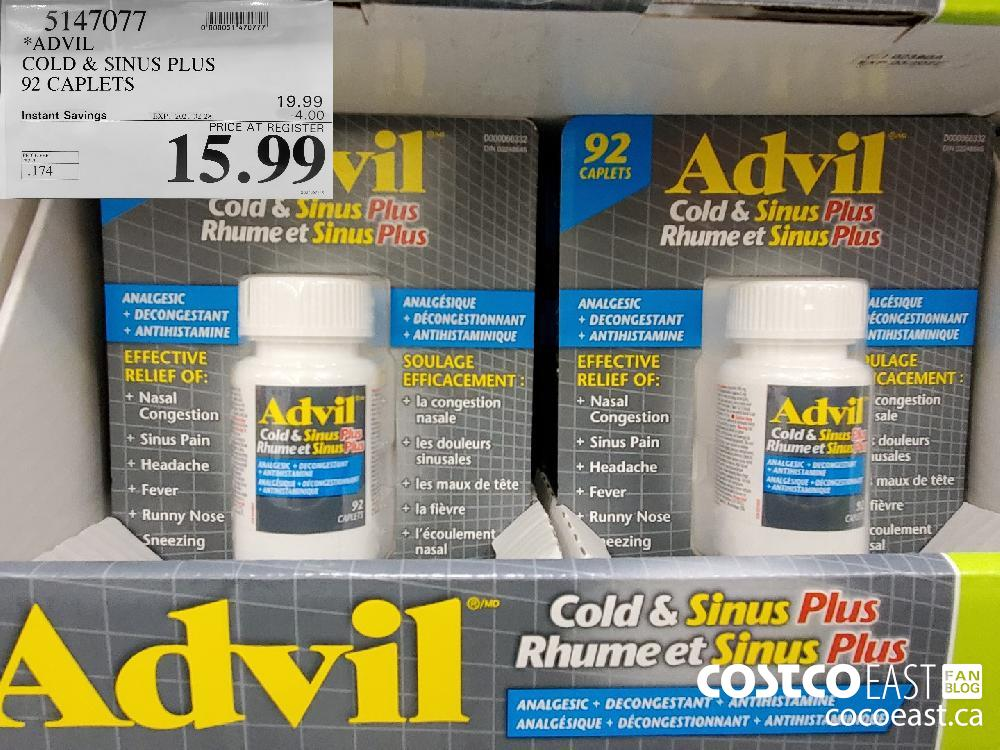 5147077 *ADVIL COLD