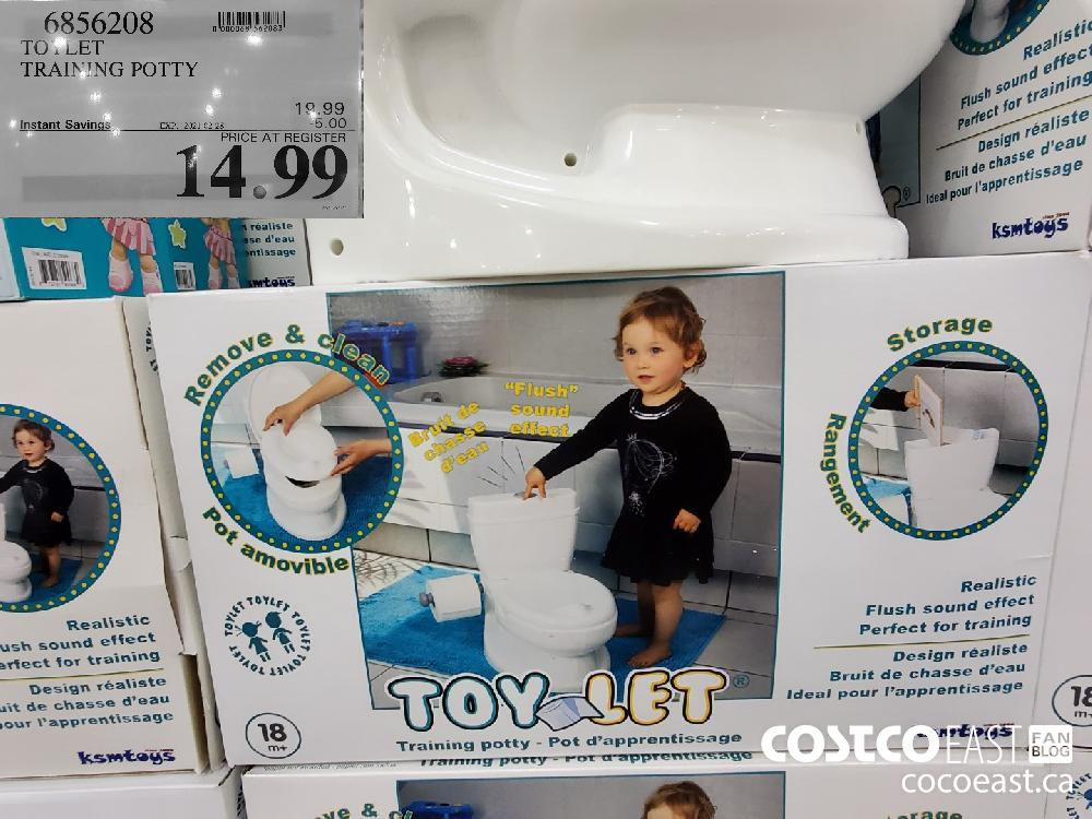 6856208 TO. LET TRAINING POTTY EXPIRY DATE: 2021-02-28 $14.99