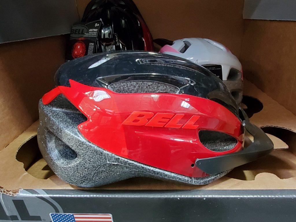 Bell Astro bike helmet child for $24.99