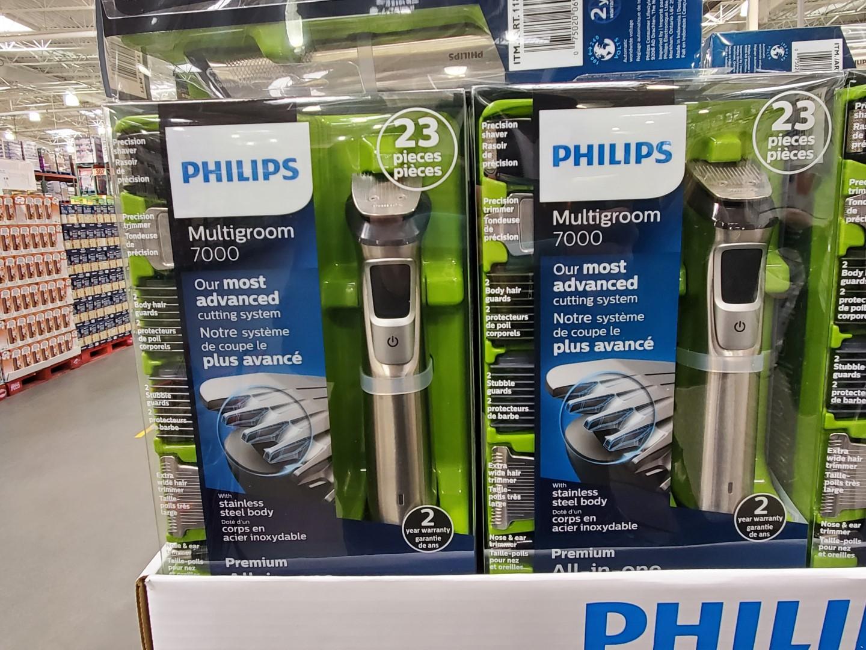 Philips series 7000 multigrooming kit