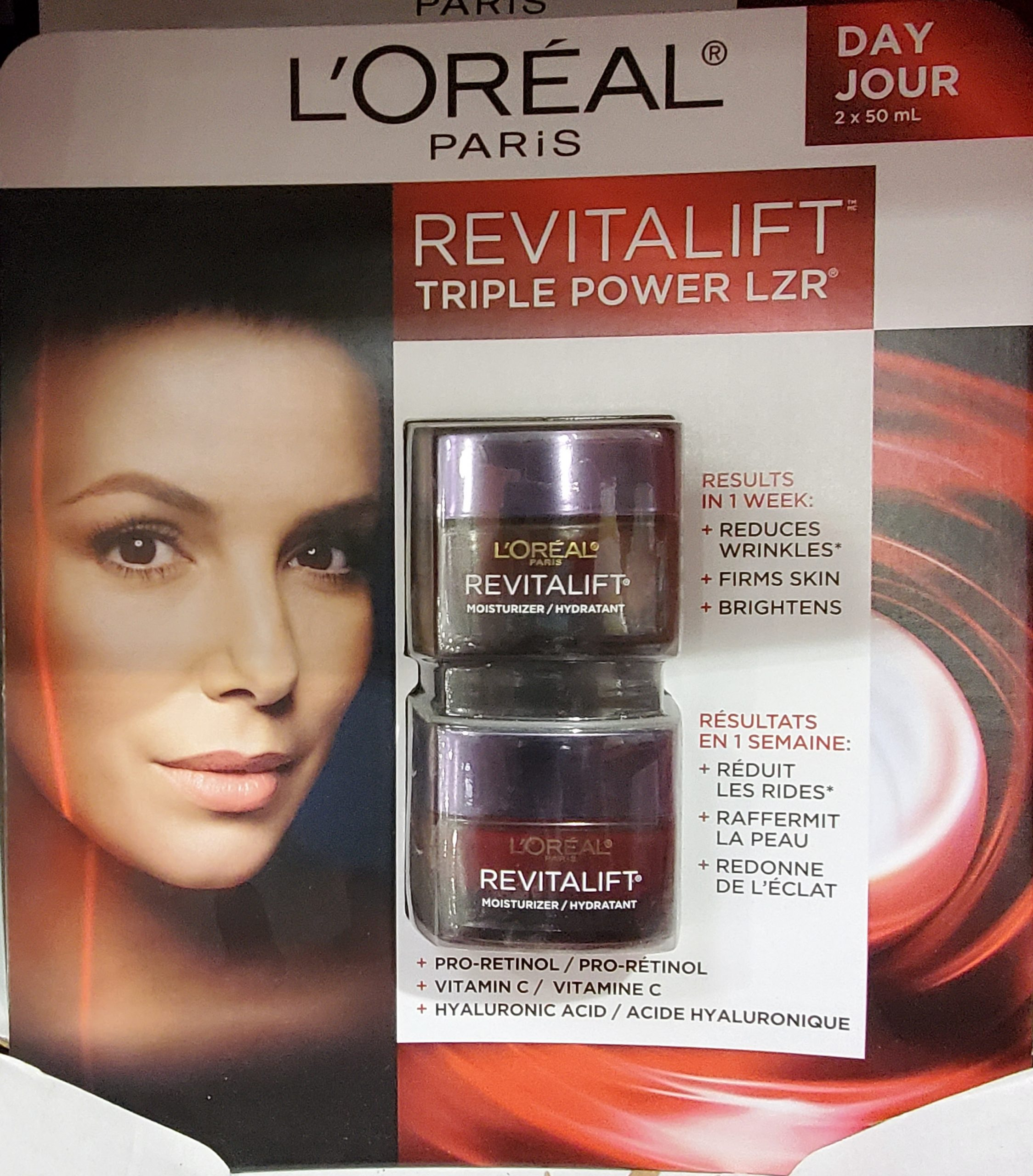 L'Oréal Revitalift Triple Power LZR Night Mask