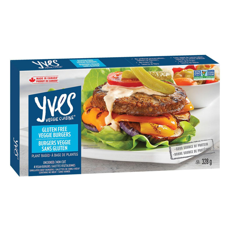Yves veggie burgers